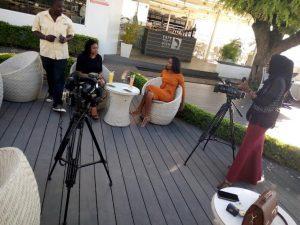 shangwe on azam tv